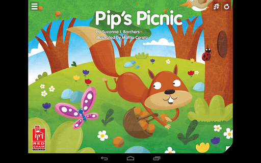 Pips Picnic by Red Chair Press