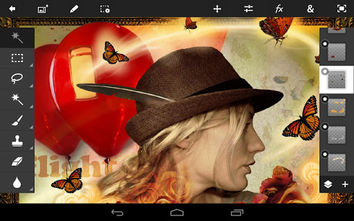 Download Adobe® Photoshop® Touch v1.4.1 APK