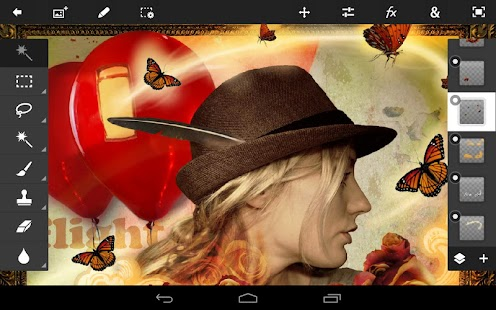 Adobe Photoshop Touch 1.7.7 APK