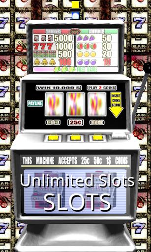3D Unlimited Slots Slots - Fre