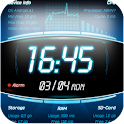 Galaxy S4 Device Info LWP logo