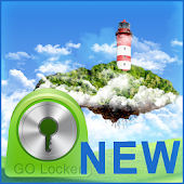 GO Locker Sky World Theme