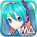Music Girl Hatsune Miku icon