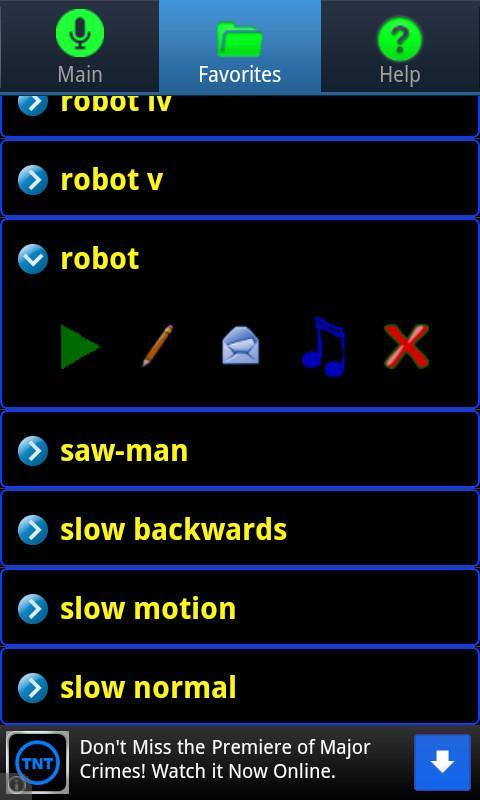 Robot voice скачать программу