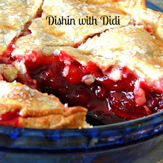 Cherry Cranberry Pie - Busy Mom's Solutions