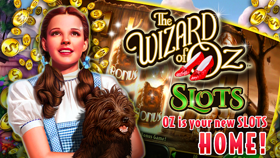 play wizard of oz free slot games