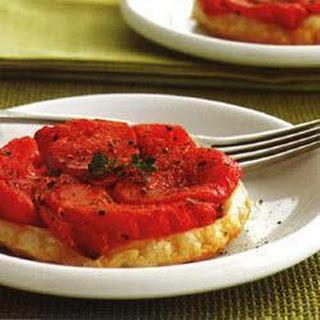 Tomato Tartes Tatin