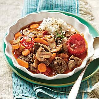 Rosemary Lamb Stew.