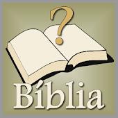 O jogo de perguntas bíblia