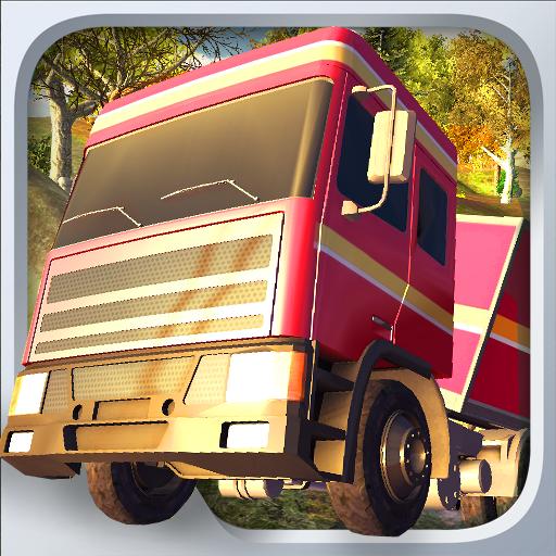 卡車橫衝直撞模擬器 LOGO-APP點子