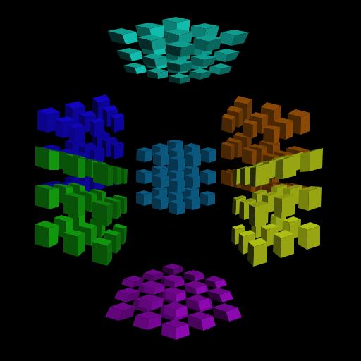 Magic Cube 4D