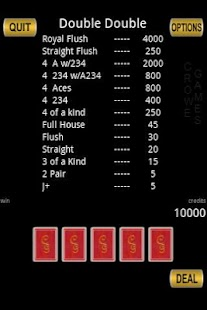 Video Poker - screenshot thumbnail