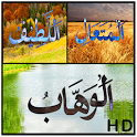 Name of allah livewallpaper HD icon