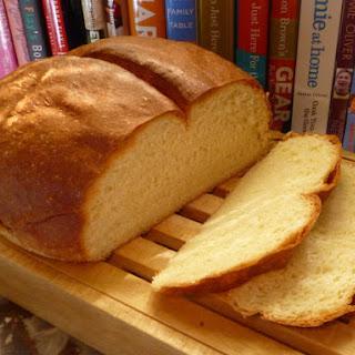 Sweet Corn Yeast Bread.