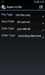 Battery Log - screenshot thumbnail