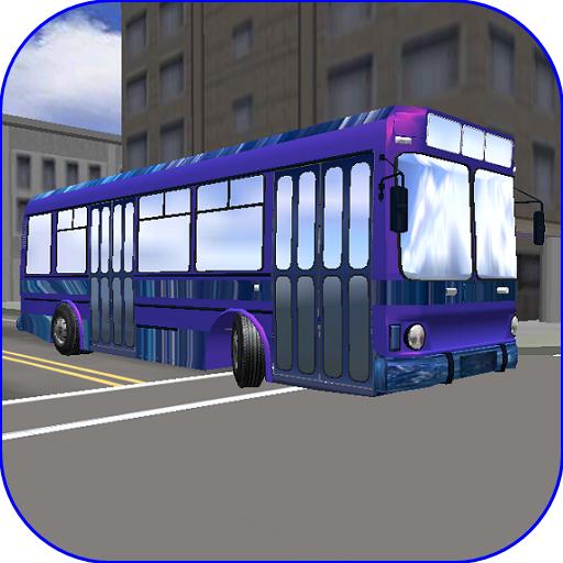 城市公交车司机3D 賽車遊戲 App LOGO-硬是要APP