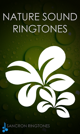 Nature Sound Ringtones