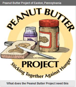 Peanut Butter Project