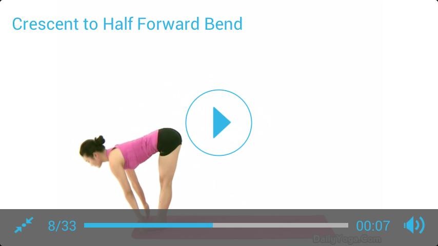 Sun Salutation- screenshot