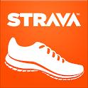 Strava Run logo