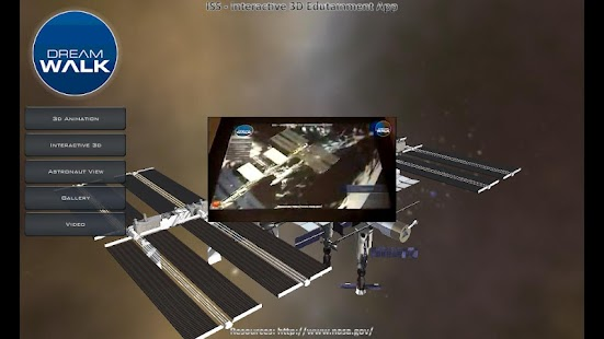 ISS Space Station - screenshot thumbnail