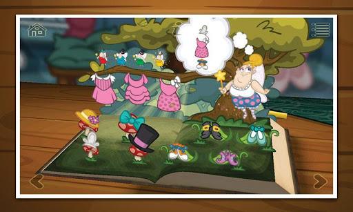 【免費書籍App】Grimm's Sleeping Beauty-APP點子