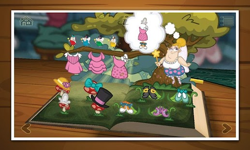 Grimm's Sleeping Beauty - screenshot thumbnail