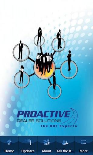 Proactive Dealer Solutions BDC