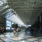 Airports around the world ①