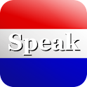 Speak Dutch Free logo