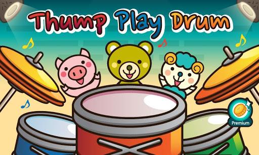 FREE Thump Play Drum