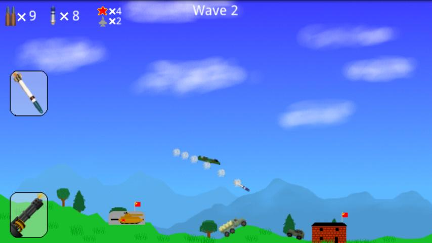 Atomic Bomber Full - screenshot
