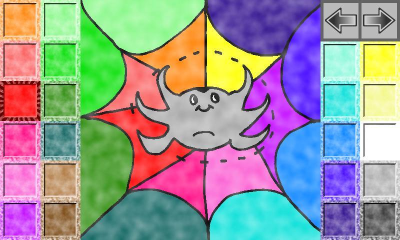 Toddler Coloring Book Free- screenshot