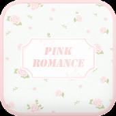 Pink Romance go launcher