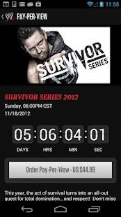WWE - screenshot thumbnail