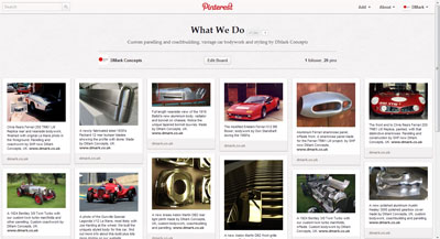 DMark Concepts now on Pinterest