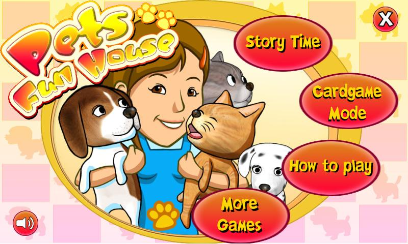 Pets Fun House - screenshot