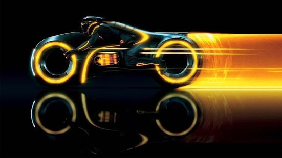 Tron Legend Light Cycle 3D 賽車遊戲 App-愛順發玩APP