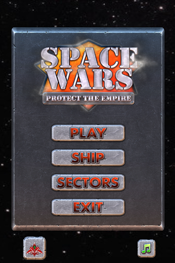 Space Wars - Protect Empire
