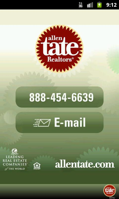 Tate Mobile by Allen Tate - screenshot