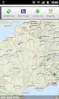 Screenshot of MapsOn: Offline Map