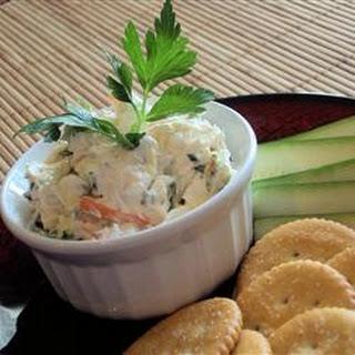 Creamy Vegetable Sandwich Spread.
