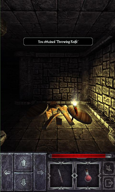 Dungeon Explorer - screenshot