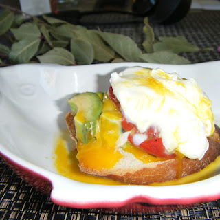 Pintxo Avocado (dedicated to Chef Amber)