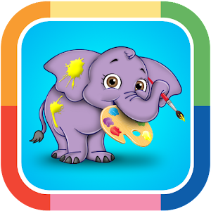 Toddler Paint with Child Lock for PC and MAC