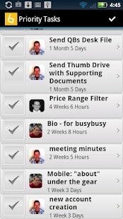 busybusy - screenshot thumbnail