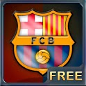 Barcelona FC 3D Live Wallpaper icon