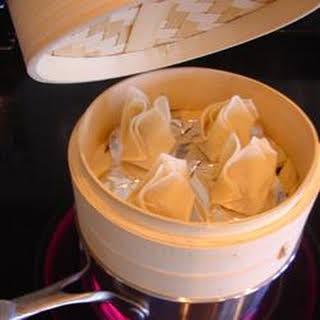 Dim Sum Asian Dumplings.
