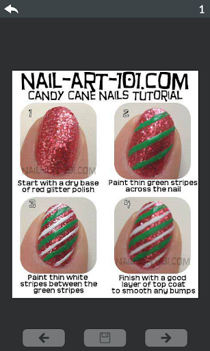 Nail Art Step By Step 5