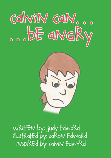 Calvin Can...Be Angry cover